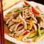 Салат из филе птицы со сладким перцем Циндяу Дис