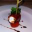Прошутто с помидором черри и сыром Фета