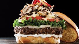 Филадельфия стейк бургер
