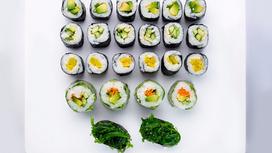 Суши-сет Вегетарианский