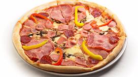 Пицца Пармезан