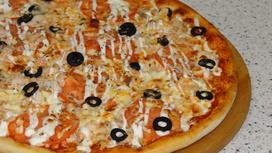 Пицца Тоскана с курицей