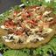 Бульба-пицца с домашней колбаской