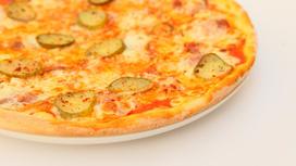 Пицца Наполетана острая