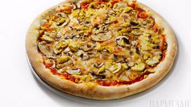 Пицца Полло кон Фунги