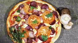Пицца Четыремяса