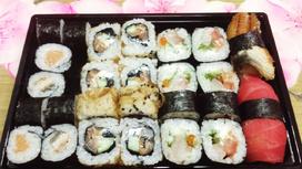 Суши-сет Бан