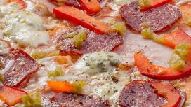 Пицца Терра острая