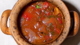 Горячее блюдо Чанахи
