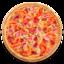 Пицца Ташир на традиционном тесте