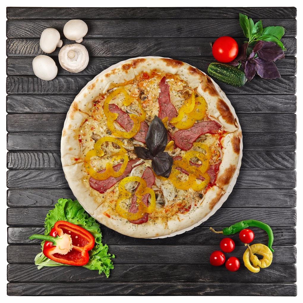 Пицца от шеф-повара
