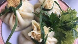 Горячее блюдо Чанта