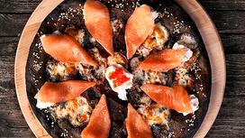 Пицца Black Филадельфия