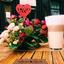 Кофе Латте карамельный