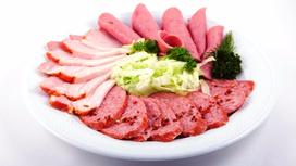 Ассорти мясное с зеленью
