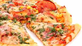 Пицца Корнишончик