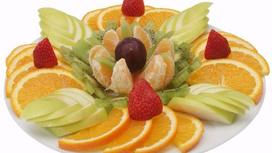 Ассорти фруктовое