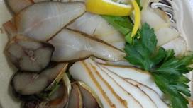 Закуска Рыбная тарелочка