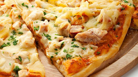 Пицца Цыплёнок барбекю