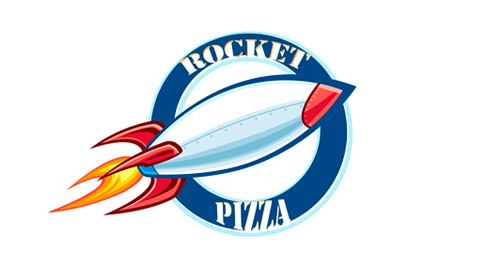 Служба доставки Rocket Pizza