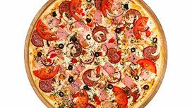 Пицца Тёщина