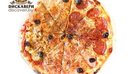 Пицца Мужская (острая)