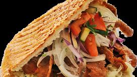 Кебаб вегетарианский
