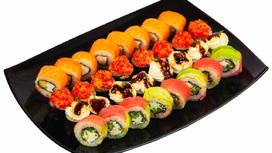 Суши-сет В час пик