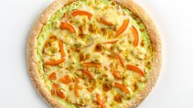 Пицца Чесночный цыплёнок