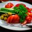 Ассорти из сезонных овощей