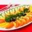 Ассорти из свежих овощей