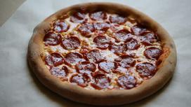 Пицца Ядзерны сабака