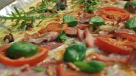 Пицца Метровая из двух видов