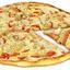 Пицца с пряной курицей