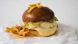 Бургер Cheeseburger