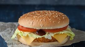 Бургер Макси чикен