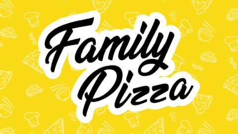 Служба доставки Family pizza
