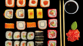 Суши-сет Цунами