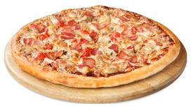 Пицца Spase X