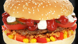 Бургер Мексиканский