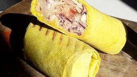 Шаурма Ниндзя макси с сыром