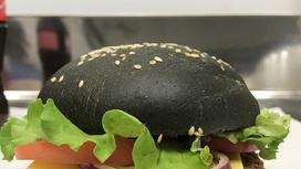 Black burger с говядиной