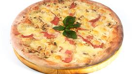 Пицца Прошутто Фунги