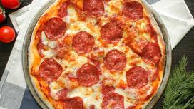 Пицца Дабл пеперони