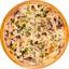 Пицца Морская на тонком тесте