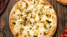 Пицца Чикен