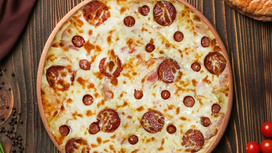 Пицца Сытый итальянец