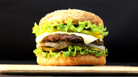 Бургер KVISburger макс Paradise
