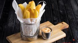 Бельгийский картофель с соусом Бургер