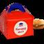 Киндер-милл сгамбургером